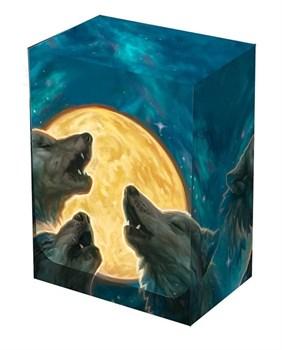 3 Wolves Deck Box