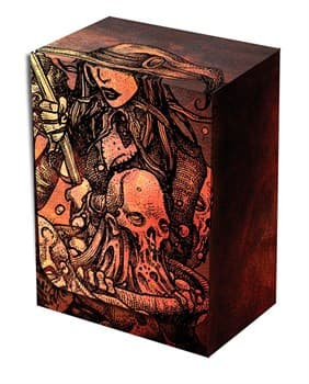 Cauldron Deck Box