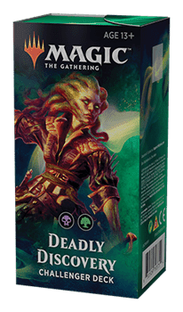 Колода Challenger Decks 2019 (eng) — Deadly Discovery