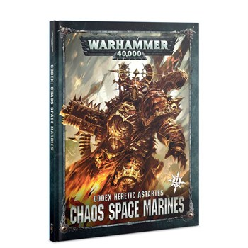 Codex: Chaos Space Marines 2 (eng) (8ed) (hb)