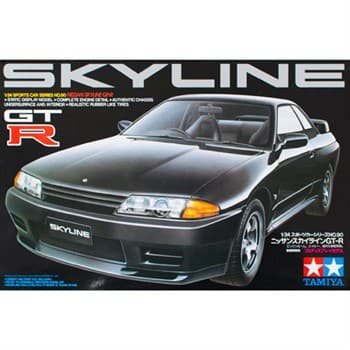 1/24 Nissan Skyline GT-R