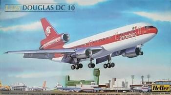 Самолёт Douglas DC 10  (1:125)