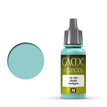 Game Color Effects Verdigris 17 ml.