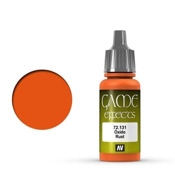 Game Color Rust 17 ml.