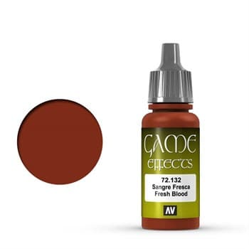 Game Color Fresh Blood 17 ml.