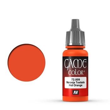 "009.""Game Color"" Оранжевый яркий"