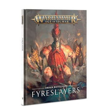 Battletome: Fyreslayers (hb) (english)
