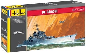 Корабль  De Grasse  (1:400)
