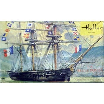 Корабль La Belle Poule  (1:200)