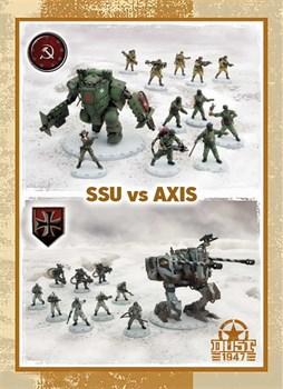 Battle for Zverograd - Axis vs SSU (собран и загрунтован) Битва за Звероград — Ось против ССУ
