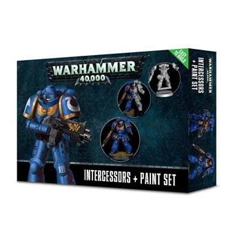 Intercessors + Paint Set
