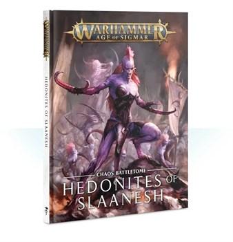Battletome:Hedonites Of Slaanesh Hb Eng