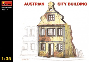 Наборы Для Диорам  Austrian City Building  (1:35)