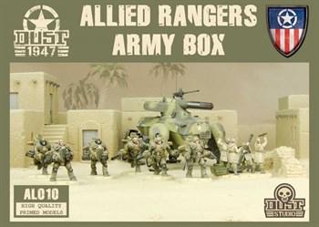 HEAVY RANGERS ARMY BOX