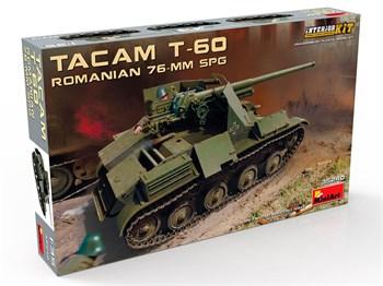 Танк Tacam T-60  (1:35)