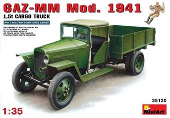 Автомобиль  Mm Mod.1941 1,5t Cargo Truck  (1:35)