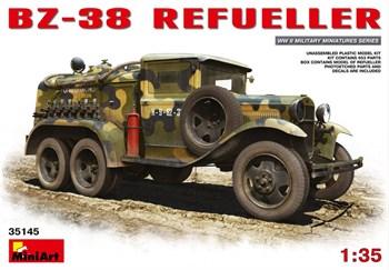 Автомобиль  Bz-38 Refueller  (1:35)