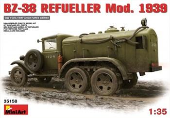 Автомобиль  Bz-38 Refueller Mod. 1939  (1:35)