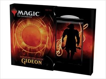 Signature Spellbook Gideon: Фирменая книга заклинаний: Гидеон