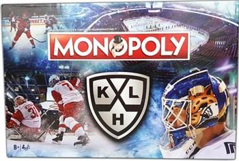 Настольная игра: Монополия КХЛ