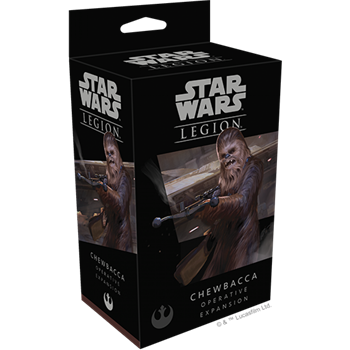 Star Wars Legion: Chewbacca