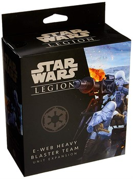 Star Wars Legion: E-Web Heavy Blaster