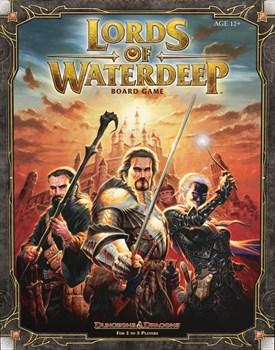 D&D Board: Lords of Waterdeep