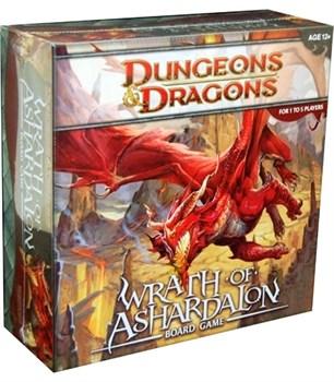 D&D Board: Wrath of Ashardalon