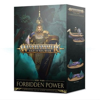 Soul Wars: Forbidden Power