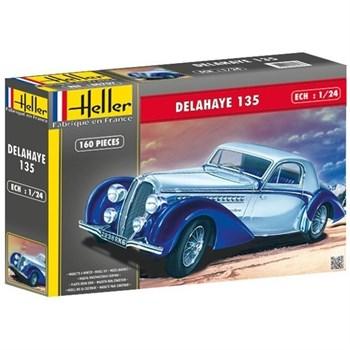 Автомобиль Delahaye 135  (1:24)