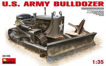 Трактор  U.S. Army Bulldozer  (1:35)