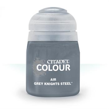 Air: grey Knights Steel (24ml)