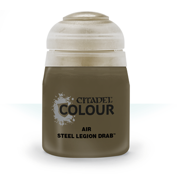 Air: Steel Legion Drab (24ml)