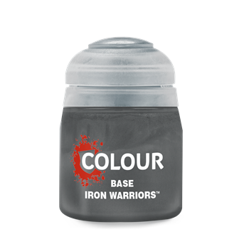 Base: Iron Warriors (12ml)