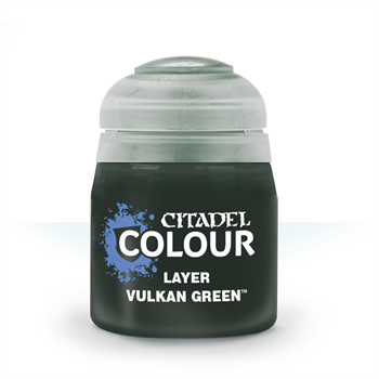 Layer: vulkan Green (12ml)