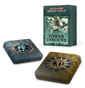 Warhammer Underworlds: Nightvault – Power Unbound Cards (RUS)