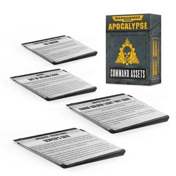 Apocalypse Command Assets (english)