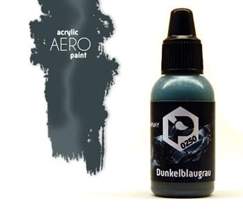 Aero Dunkelblaugrau