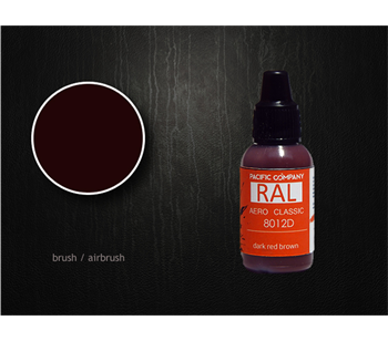 Ral 8012d Темный Красно Коричневый (dark Red Brown)