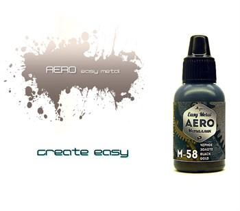 Aero Черное Золото (black Gold)