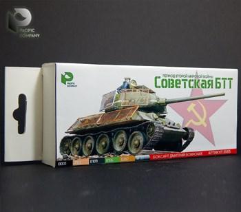 Советская Бтт Период Второй Мировой Войны