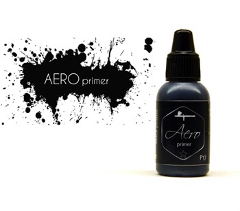 Черный грунт (black primer)