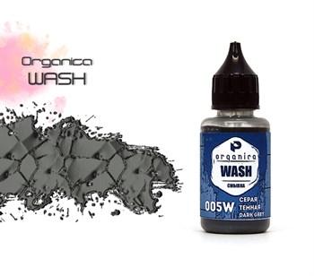 Смывка темно серая (dark grey wash)