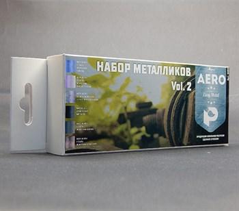 Набор Металликов Aero Vol.2