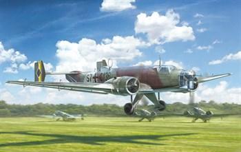Сборная модель Ju 86 E1/E2  (1:72) ITALERI S.p.A.