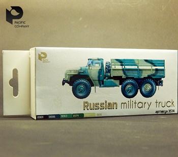 Aero Russian Military Truck
