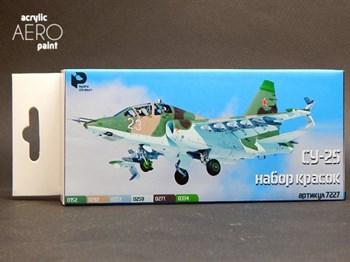 Aero Набор Красок Для Су-25