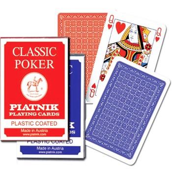 Игральные карты Классик покер, 55 листов
