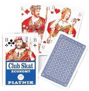 Игральные карты Скат-преферанс, 32 листа