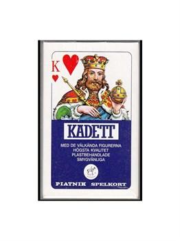 """Игральные  карты  """"Кадет"""", 55 листов"""